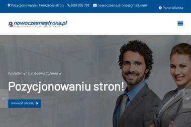 Nowoczesnastorna.pl. Pozycjonowanie, pozycjonowanie stron - Pozycjonowanie stron Przedmieście Czudeckie