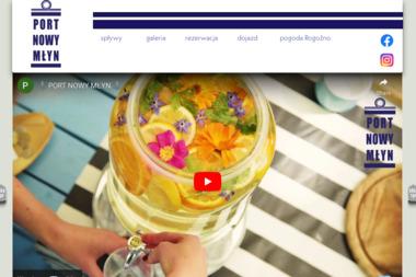 Pensjonat Nowy Młyn. Dom weselny, szkolenia, imprezy okolicznościowe - Catering dietetyczny Namyślin