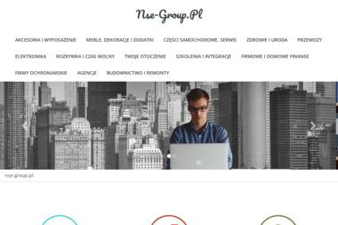 Nse Group - Strony Internetowe Tychów Stary