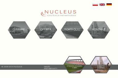 Nucleus s.c. - Konstrukcje Stalowe Głogów