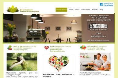Nutri Centrum. Poradnia dietetyczna, dietetyk - Dietetyk Łódź