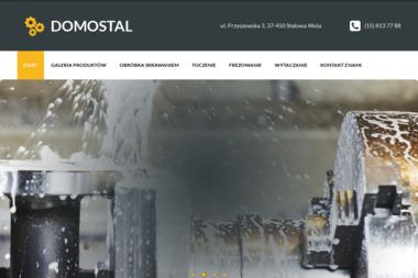 PPHU Domostal s.c. Janusz Domka, Adam Moskal - Obróbka Metali Stalowa Wola