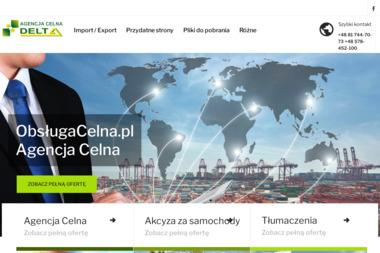 AGENCJA CELNA DELTA - Tłumacze Lublin