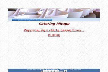 Bożena Koniuszy Miraga Catering - Catering świąteczny Orzechowce
