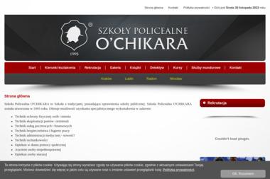 Policealna Szkoła Detektywów i Pracowników Ochrony O`Chikara - Detektyw Gorzów Wielkopolski