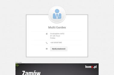 MultiGarden - Odśnieżanie dachów Toruń