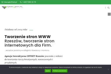 OFFNET - Pozycjonowanie stron Trzebownisko