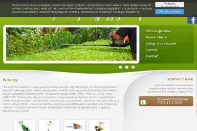 Ogrodnicza-Wypozyczalnia.pl - Odśnieżanie Czarnotki