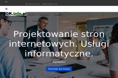 Krzysztof Perłakowski - Agencja interaktywna Ostrołęka