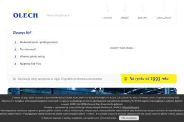 Firma Sprzątająca Olech - Usługi Odśnieżania Rzeszów
