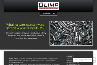 Olimp Produkcja Przewodów Hydraulicznych - Budowa Domów Stalowa Wola