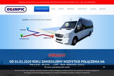 Olimpic Sp. z o.o. - Przewóz osób Reda