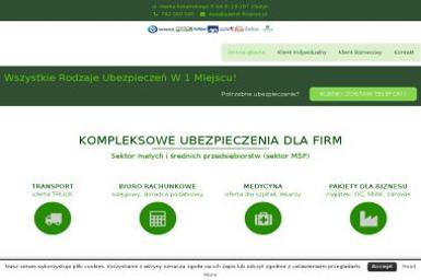 Pakiet Finanse Ewa Polańska - Ubezpieczenia OC Olsztyn