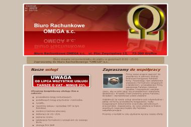 Biuro Rachunkowe Omega K.Maciaszek, K.Pograniczna s.c. - Usługi finansowe Gryfice