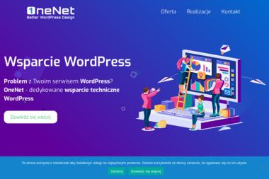 Onenet. Projektowanie stron, strony internetowe - Strony internetowe Gubin