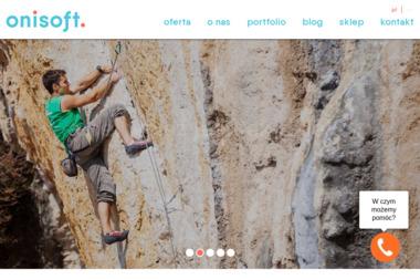 Onisoft - Promocja Firmy w Internecie Ostrówiec
