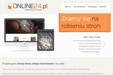 Netart Sidorowicz Michał Sebastian - Strony Internetowe Turek