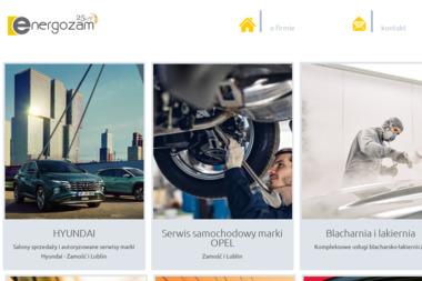 Autoryzowany Salon Opla Energozam - Ubezpieczenie samochodu Kalinówka
