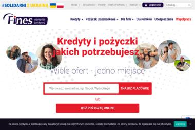 Fines Operator Bankowy - Kredyt hipoteczny Gostyń