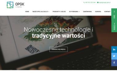 Opgk Sp. z o.o. Okręgowe Przedsiębiorstwo Geodezyjno-Kartograficzne - Geodeta Gdańsk