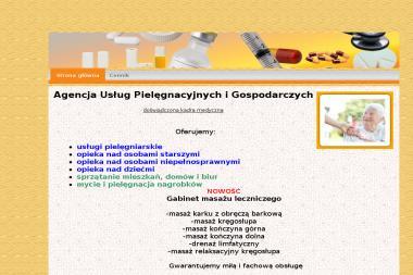 Agencja Usług Pielęgnacyjnych i Gospodarczych - Sprzątanie Mieszkań Toruń