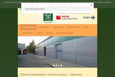 Optymex Sp. z o.o. - Tartak Wudzyn