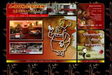 A-Dong-Quan. Restauracja wietnamska, japońska - Catering Kielce