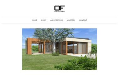 Oruba-Architekt. Biuro architektoniczne, projektowanie wnętrz - Projekty Domów Nowoczesnych Gorlice