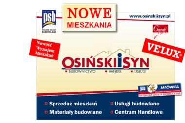 Budownictwo Psb Osiński i Syn Sp. z o.o. Spółka Komandytowa - Domy Murowane Pod Klucz Strzelin