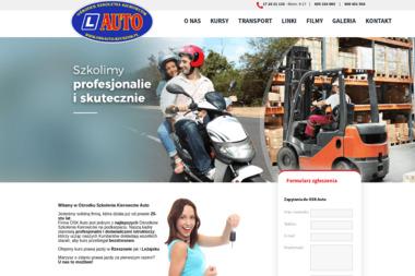 Ośrodek Szkolenia Kierwców Auto Rzepko Sylwester - Firma Transportowa Dębno