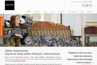 Pracownia Sukien Ślubnych, Wizażu I Fotografii Ślubnej Kama Ostaszewska - Wypożyczalnia sukien Poznań
