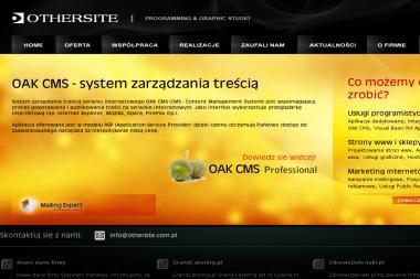 Othersite - Pozycjonowanie stron Opole