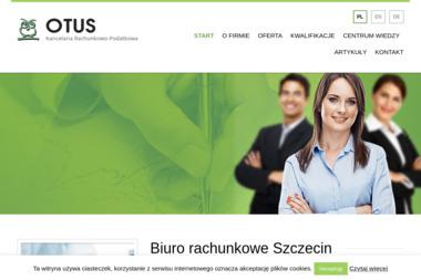 Kancelaria Rachunkowo-Podatkowa Otus - Windykacja Szczecin