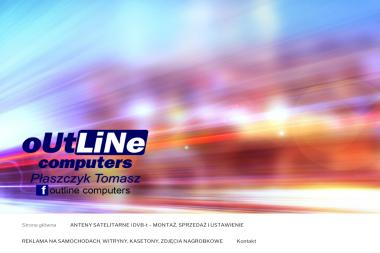Outline Computers, Tomasz Płaszczyk - Serwis komputerowy Wolbrom