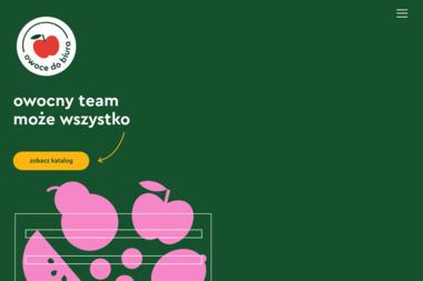 DGK Grzegorz Zieliński, owoce, owoce do biura - Catering Wejherowo