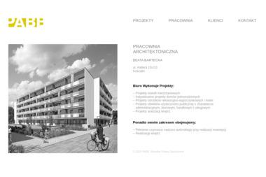 Pabb - Pracownia Architektoniczna Beata Bartecka - Usługi Projektowania Wnętrz Koszalin