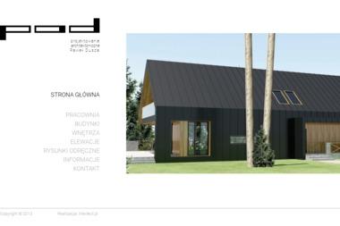 Pad Projektowanie Architektoniczne Paweł Dusza - Adaptacja projektów Jurków