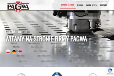 Pagwa Przedsiębiorstwo Wielobranżówe Przemysław Grabański - Obróbka Cnc Bytkowo