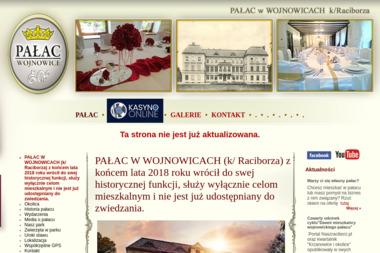 Pałac w Wojnowicach - Sklep Gastronomiczny Wojnowice
