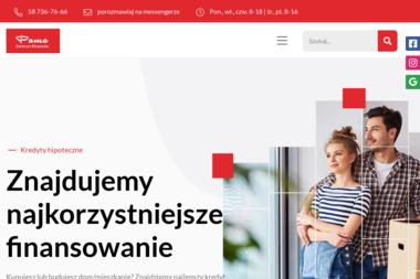 Pama Biuro Obsługi Finansów i Nieruchomości - Doradca Kredytowy Kartuzy