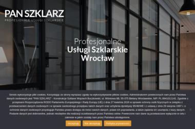 Pan Szklarz Konstrukcje Szklane - Piaskowanie Konstrukcji Bielany Wrocławskie