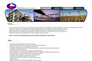 Parcela Biuro Geodezji i Kartografii - Geodeta Garwolin