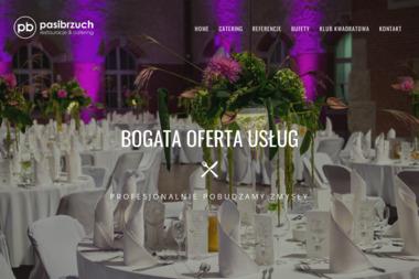 Pasibrzuch Catering & Restauracje - Catering dla firm Gdańsk