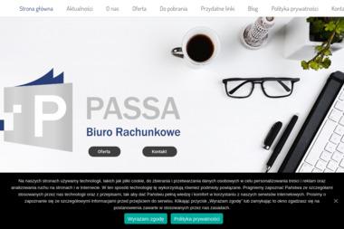 1 Krystyna Pasoń Biuro Rachunkowe Passa 2 Akademia Zdrowia Natura Vitalis S.C. B Szymin K Pasoń - Biuro rachunkowe Nowy Sącz