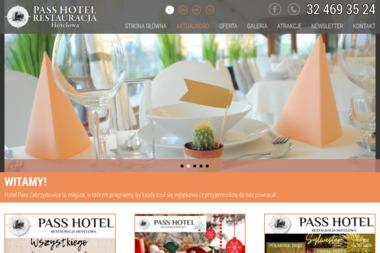 Pass Hotel Zebrzydowice - Sklep Gastronomiczny Zebrzydowice