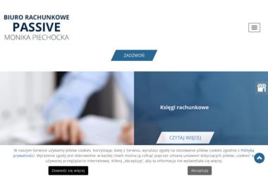 Biuro Rachunkowe Passive Monika Piechocka - Biuro rachunkowe Włocławek