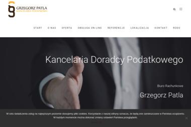Kancelaria Doradcy Podatkowego Grzegorz Patla - Finanse Krosno