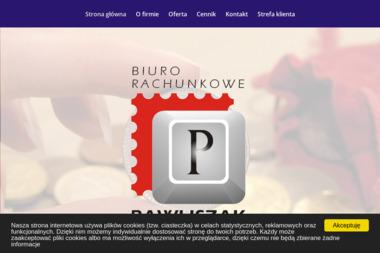 Krzysztof Pawliszak Doradca Podatkowy Podatkowe Biuro Rachunkowe - Biuro rachunkowe Ruda Śląska