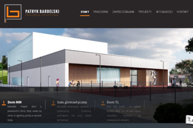 Pracownia Projektowa Patryk Bardelski - Adaptacja projektów Chojnice