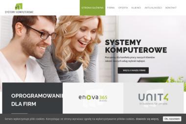 Paweł Bartos Systemy Komputerowe - E-marketing Kędzierzyn-Koźle